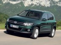 VW Tiguan Veneziengrn - Farben VW Tiguan