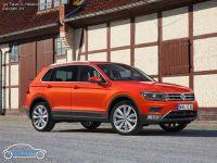 VW Tiguan II Habanero Orange Metallic - Farben