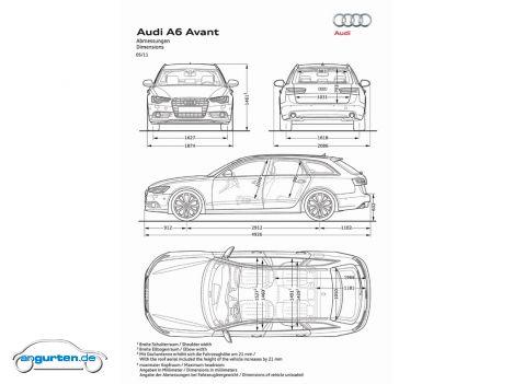 Audi A6 Avant (C7)- Fotos & Bilder