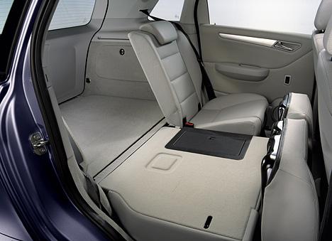 Mercedes Benz B Klasse T 245 Fotos Amp Bilder