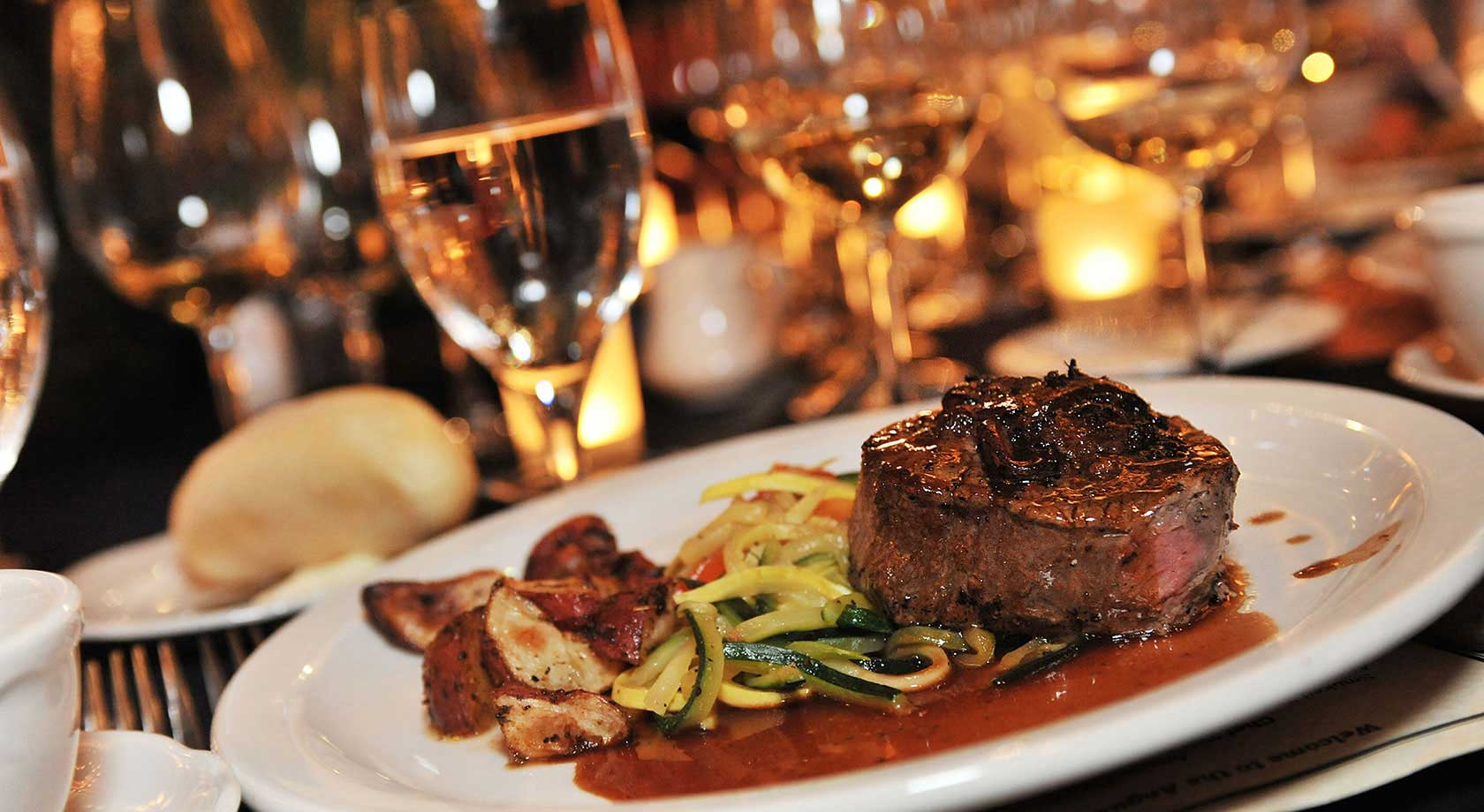 Angus Barn Steakhouse Raleigh NC  Fine Wines  Holiday