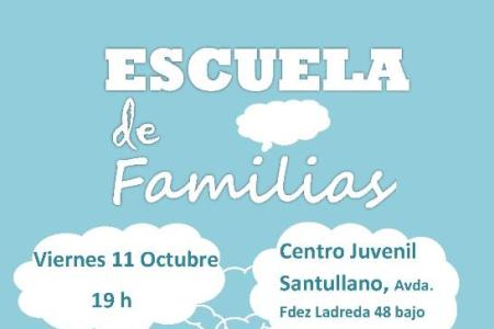 Jornada Presentación Escuela Familias Oviedo