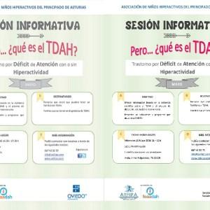 Sesiones Informativas mes de mayo en Oviedo y Gijón