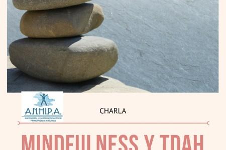 Charla «Mindfulness y TDAH» Sábado 16 diciembre 18 h Acuario Gijón
