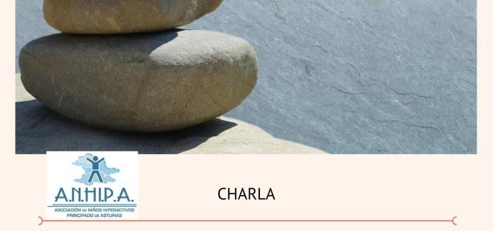 "Charla ""Mindfulness y TDAH"" Sábado 16 diciembre 18 h Acuario Gijón"