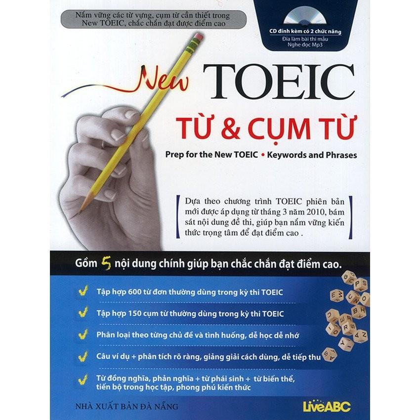Prep for the new TOEIC Voca – Phrase