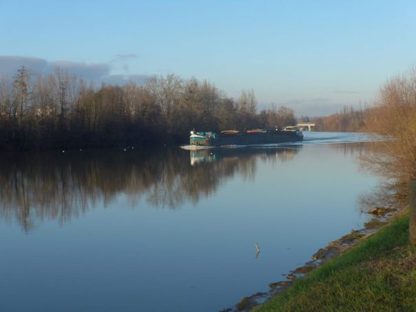 Exploring the River Oise