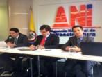 ANI recibe propuesta de P.S.F Concesión La Pintada para Conexión Pacifico 2
