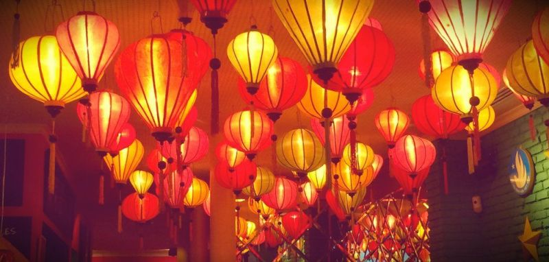 Lets go for Vietnamese food for dinner. Bun Bo has nice decoration and good food!
