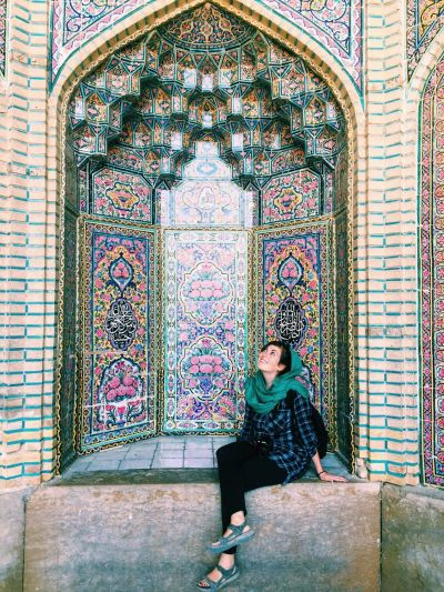 There are many reasons to visit Iran