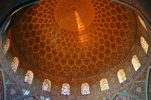 Fantastic Iranian architecture. A reason to visit Iran