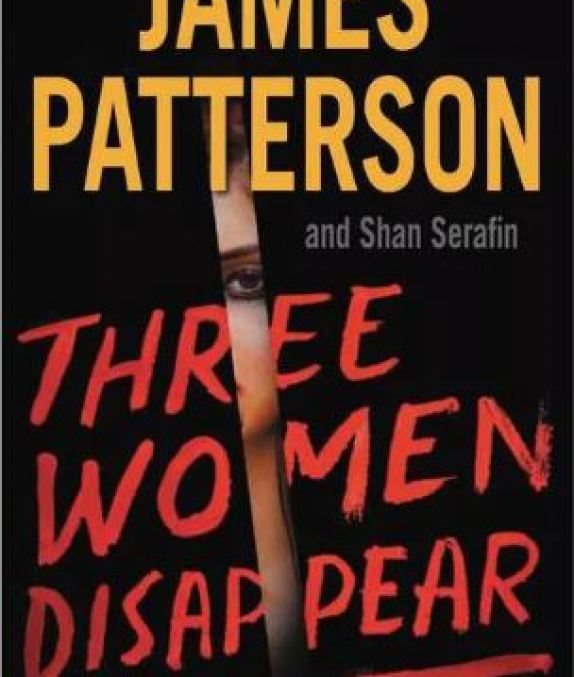 Book Review - three women disappear Alt Cover