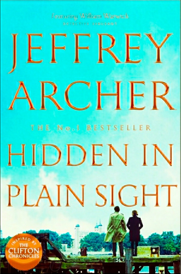Hidden in Plain Sight Book Cover