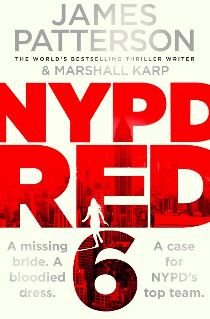 NYPD Red 6 Book Cover