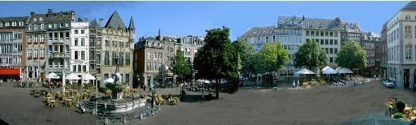 Aachen Geschichte Rathaus