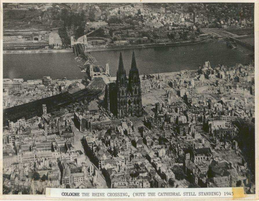 Colonia en 1945