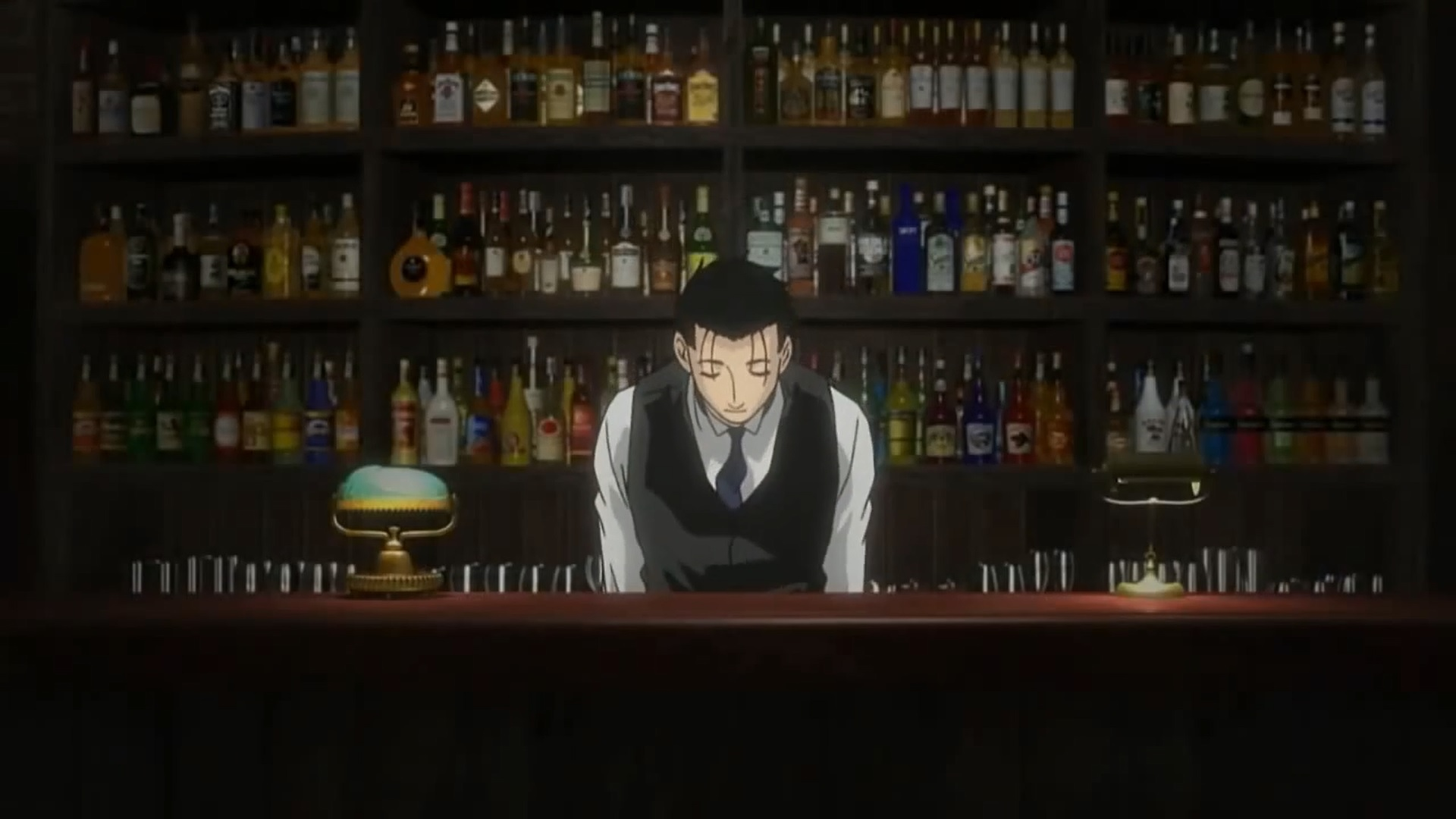 Drunken Otaku Bartender Anime  A love letter to liquor