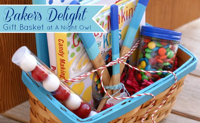 Thrifty Thursday Baker S Delight Gift Basket A Night