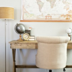 World Market Desk Chair Ikea Covers Bemz Warm Neutral Home Office A Night Owl Blog Create And Space With Affordable Finds From Cost Plus
