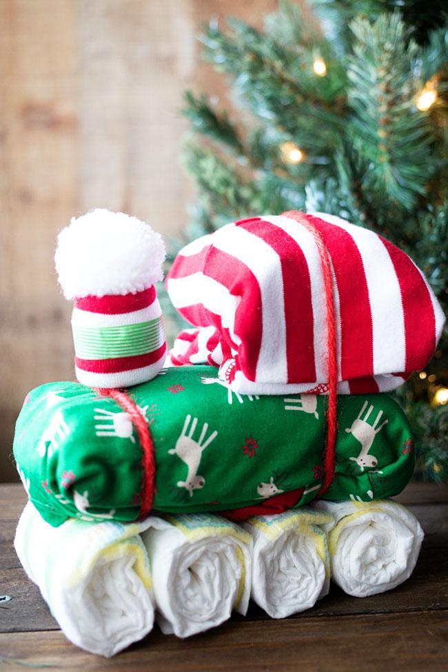 Babys First Christmas Ornament Diy