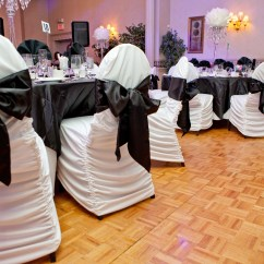 Chair Covers Hamilton Ontario Skyline Furniture Slipper Wedding Reception Decor Michelangelo Banquet Centre