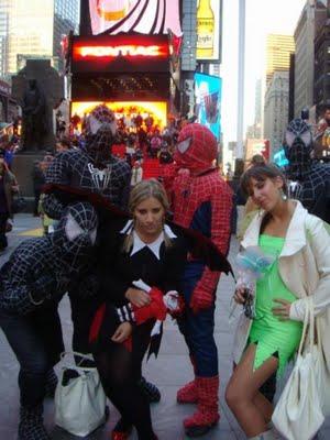 disfraz halloween nueva york