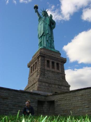 estatua libertad aniinthesky