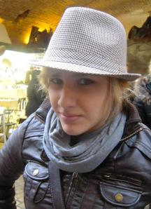 sombrero para lluvia londres