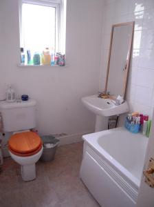 baño piso camden londres
