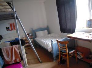 habitacion triple piso camden