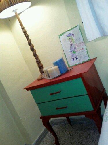 muebles viejos restaurados