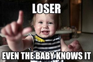 loser total