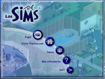 the sims 1 intro