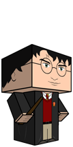 harry potter recortable