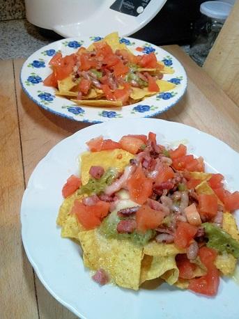 receta preparar nachos en casa