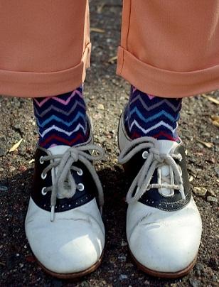calcetines de colores hombre