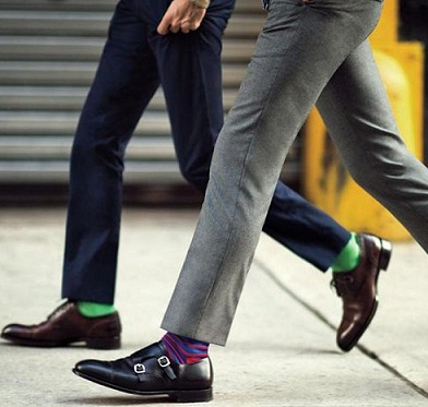calcetines fashion hombres