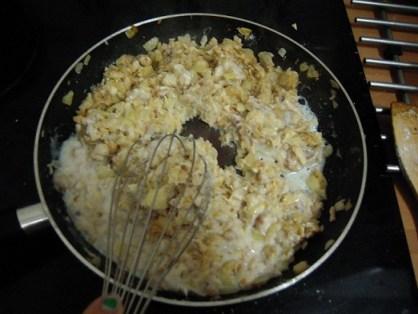 croquetas de pollo receta casera