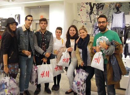 hym fashion tour plasplaseo