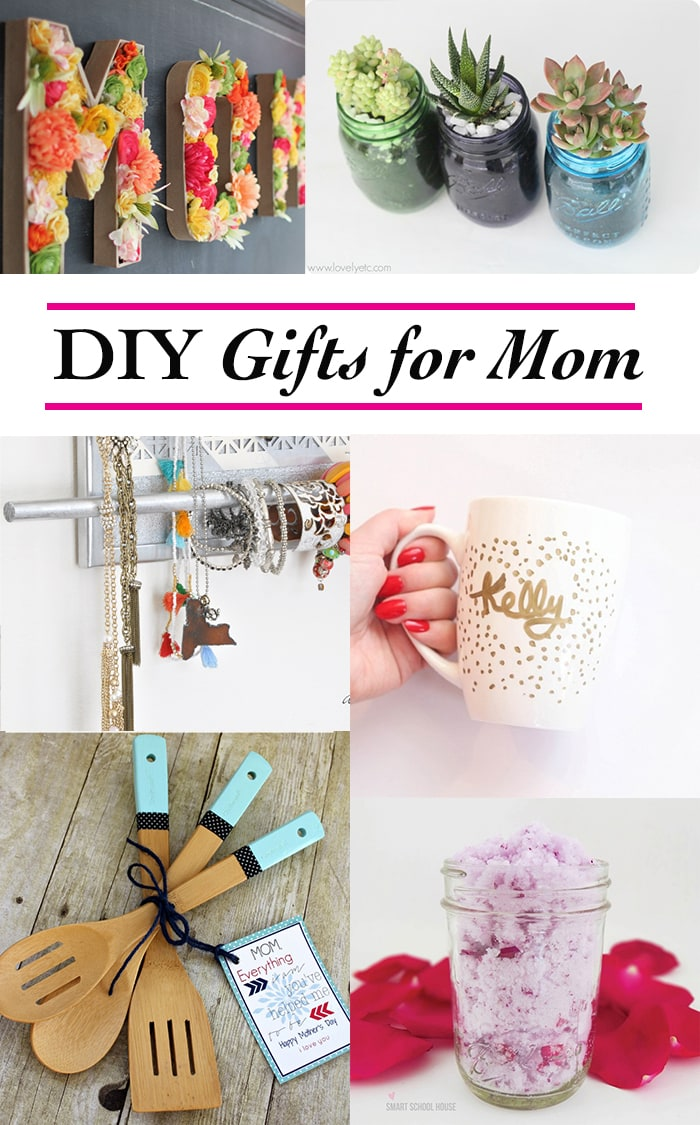 12 easy diy gifts