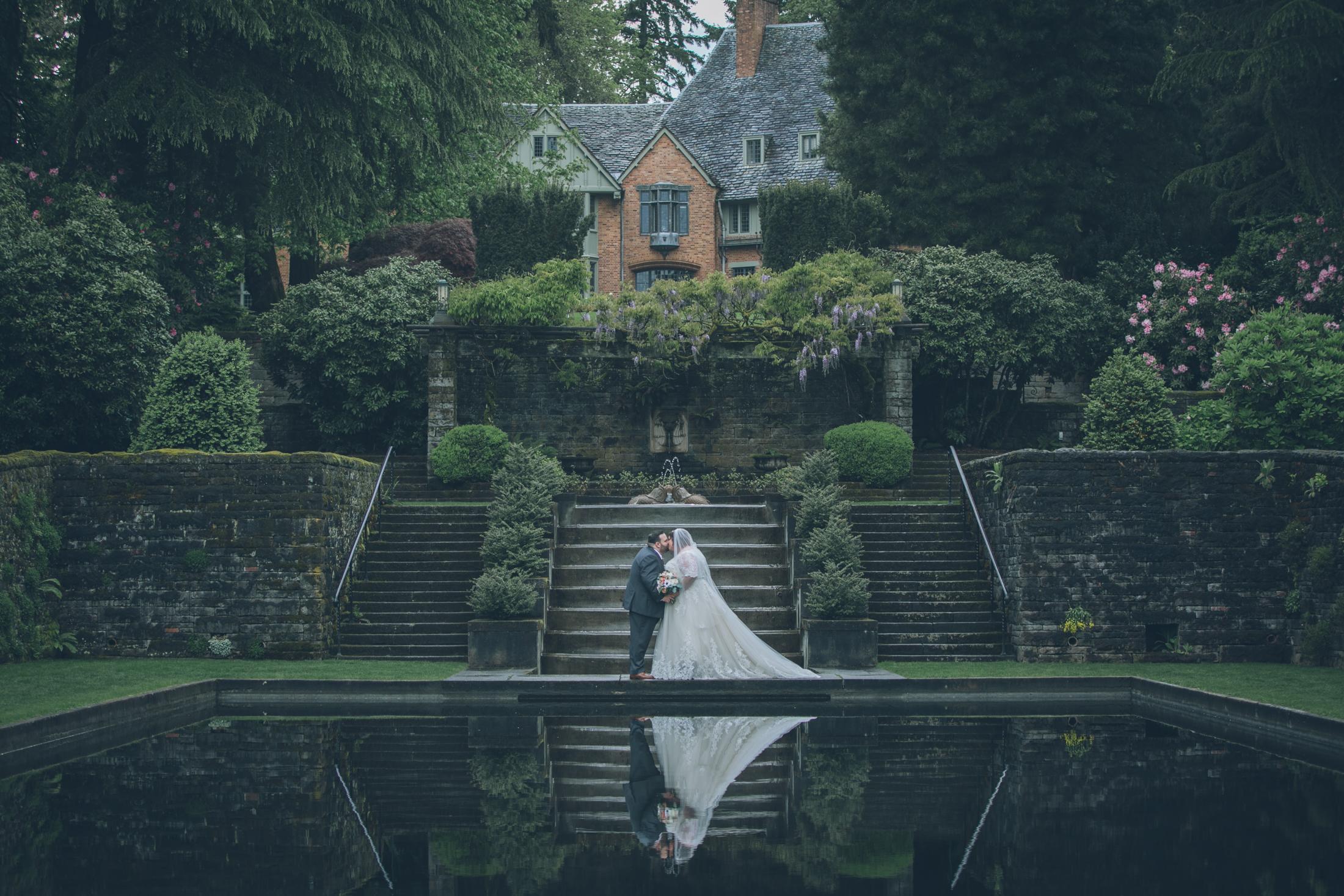 Lewis Amp Clark College Portland Wedding Amanda Amp Tristan 187 Aniko Photography Portland Wedding