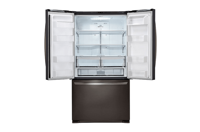 lg kitchen appliance packages painting ideas for lfc24786sd 33in french door refrigerator black stainless