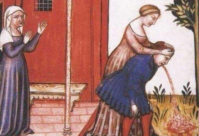 ребенок, уход за ребёнком, средневековый уход за ребёнком. советы по уходу