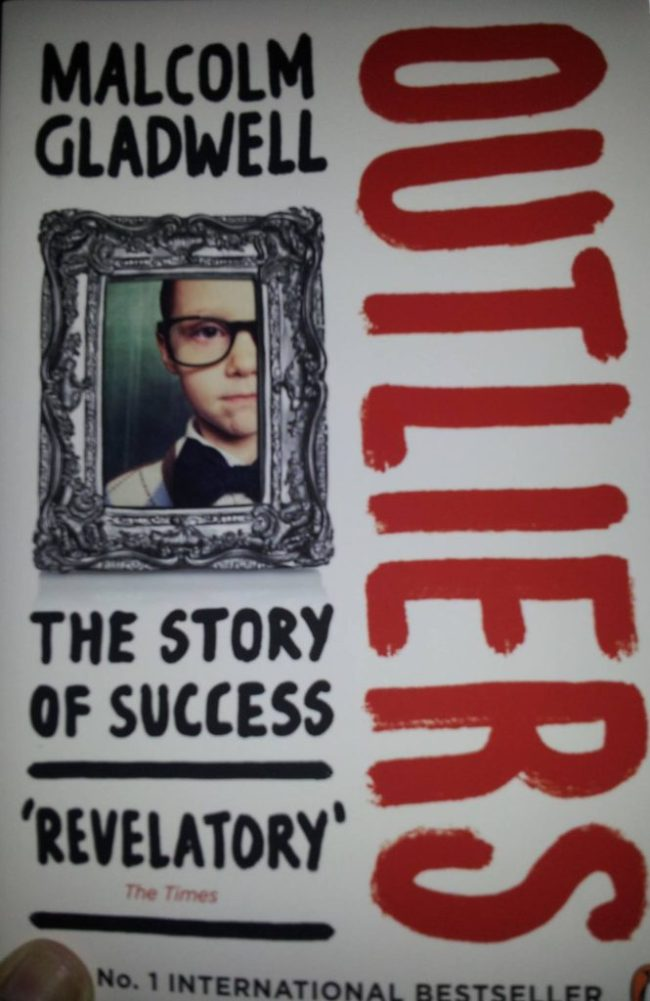 The Outliers by Malcolm Gladwell, the Newyorker
