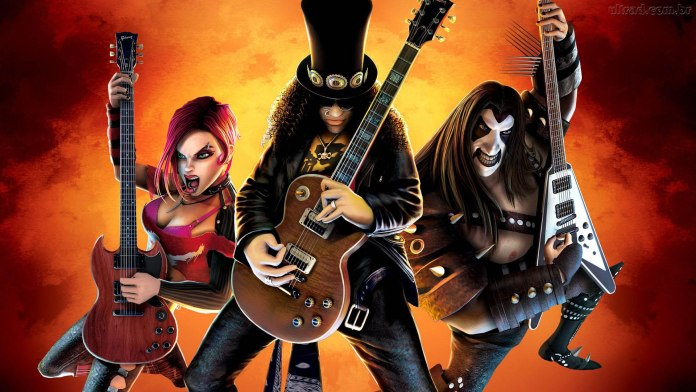 Reseña de Guitar Hero III: Legends of Rock