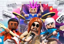 Lego Rock Band | Reseña