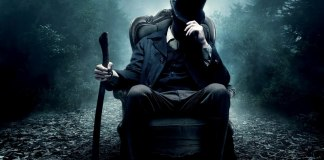 Cartel de Abraham Lincoln: Vampire Hunter