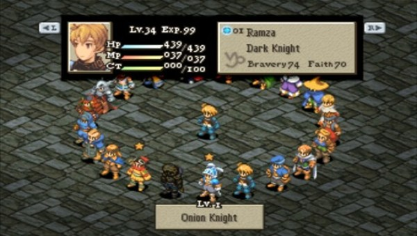 Reseña de Final Fantasy Tactics: The War of the Lions, videojuego para PSP y Iphone
