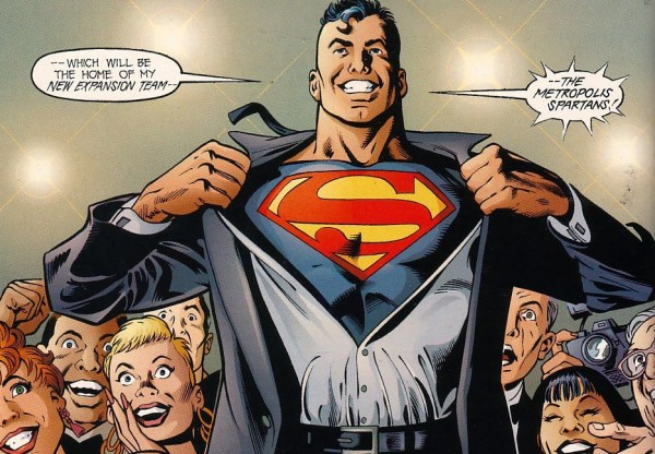 Reseña de Superman Inc., cómic de DC Comics