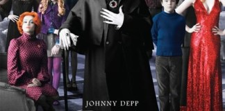 Póster de Dark Shadows